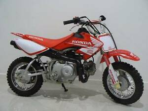 HONDA CRF 50 MINIBIKE Everton Hills Brisbane North West Preview