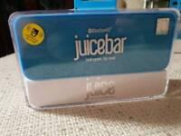 Juicebar bluetooth speaker