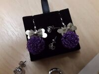 5 Different Earrings types-each £0.50