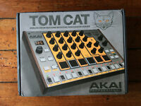 Akai TomCat Analogue Drum Machine (Brand new)