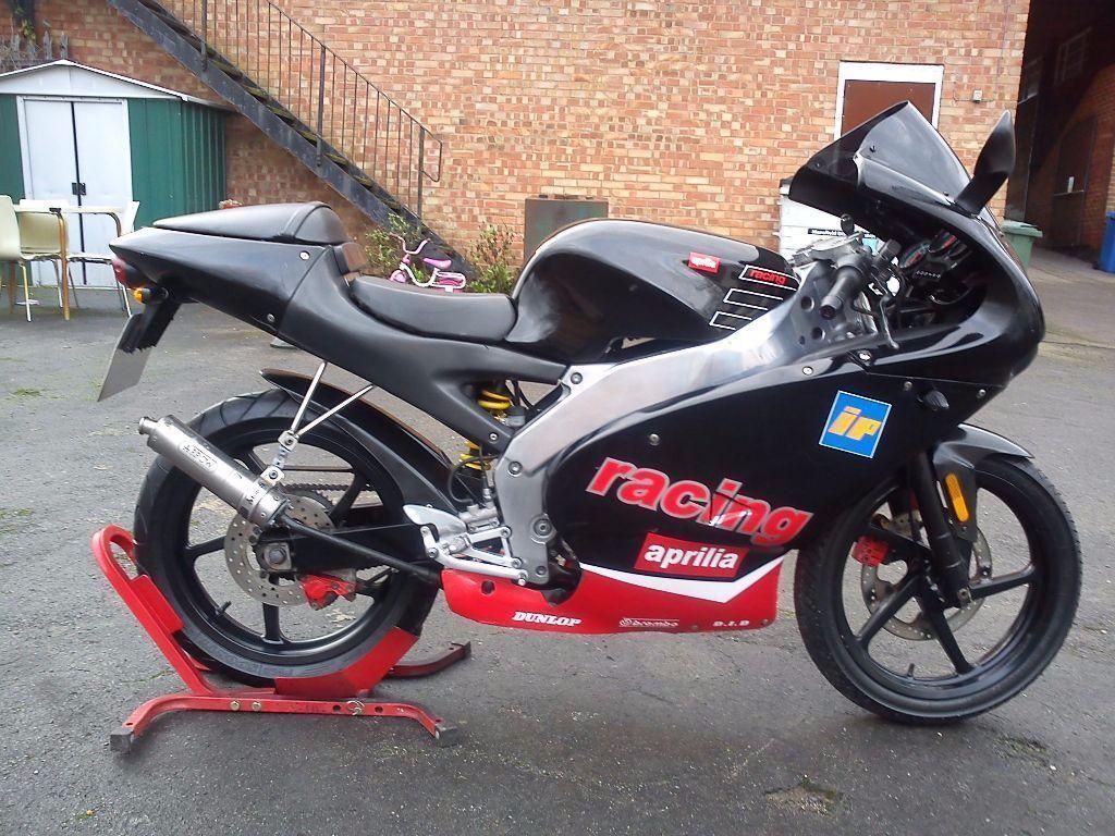 2005 aprilia rs50 tetsuya harada replica 50cc rare race - Replica mobel legal ...