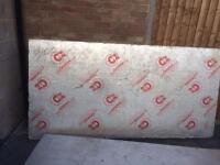 1 full sheet of 25mm thick Celtic insulation