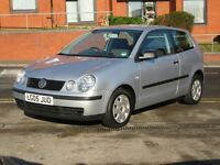 05 VW POLO 1.2 TWIST + 82K + LONG MOT