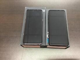 Samsung galaxy s8 Plus 64gb Unlocked mint condition with 9 months Samsung warranty