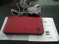DSI XL 25th Limited Anniversary Edition in red