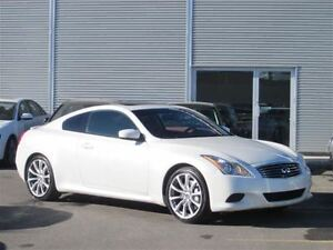 2009 Infiniti G37 S / SPORT PKG / LEATHER / SUNROOF / LOADED