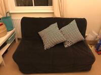 IKEA lycksele sofa bed double