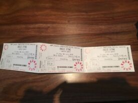 x3 tickets (standing) Angie Stone + Special Guests, at the Round House, London, 6th July 2018