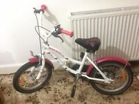 Hello Kitty Bicycle for sale