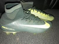 Nike size 8 and half boots