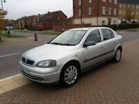 2004 54 Reg Vauxhall Astra 1.7 CDTI SXI Diesel , Manual , 5 door hatchback ,