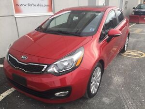 2014 Kia Rio EX+ AUTO, POWER SUNROOF, ALLOYS,  NEW TIRES