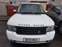 Land Rover, RANGE ROVER, Estate, 2003, Other, 2926 (cc), 5 doors