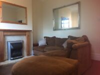 High ceilings. Large rooms. Recently refurbished. Long back garden and patio area.