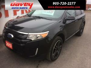 2013 Ford Edge SEL NAVIGATION, HEATED SEATS, BACK UP CAMERA