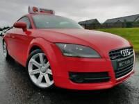 """STUNNING Dec 2009 Audi TT 2.0 TDI Quattro, Massive Spec! FSH! Must Be Seen! Full Leather! 18"""" Alloys"""
