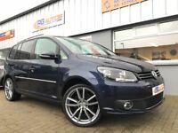 2011 Volkswagen Touran 2.0 Sport TDI **Full Service History**