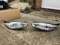 Ford Fiesta ST3 Headlight set for LHD