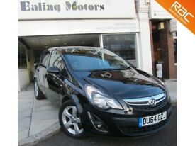 2014 VAUXHALL CORSA SXI,PETROL,5DOOR HACHBACK,MANUAL,ONLY 7931 MILES,AIRCON,ALLOYES,NEW MOT,WARRANTY