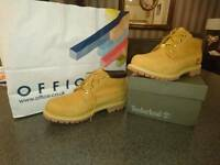 NEW timberlands - 5 - RRP £130