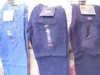 3 pairs mens jeans new with tags