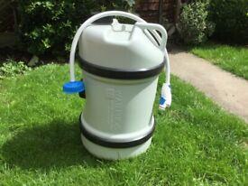 Waterhog 51 ltr water carrier + trauma water pump
