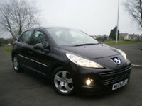 2009 Peugeot 207 1.6 HDI Sport 5dr Hatchback * 12 MONTHS MOT * 3 Months WARRANTY