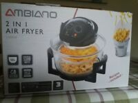 AIR FRYER AS NEW