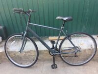 """MENS GENTS ADULTS SPECIALIZED 700CC WHEEL 21"""" FRAME 18 SPEED BIKE BICYCLE"""