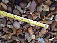 Free Gravel - stones approx 20mm - good for gardens, driveways etc.