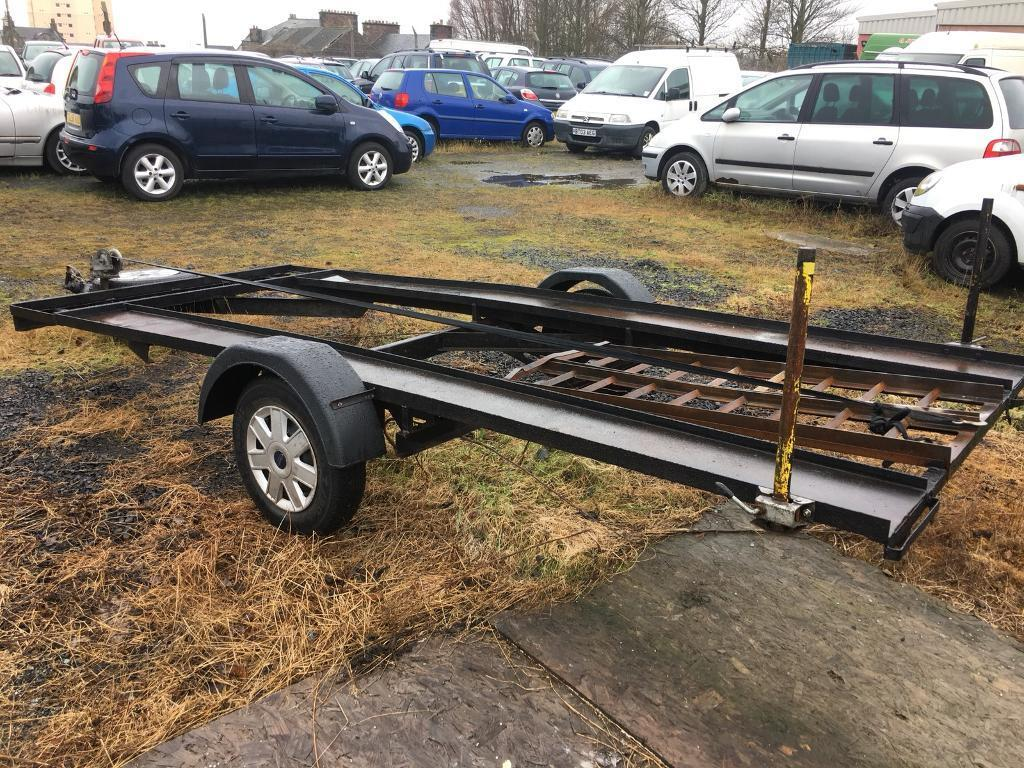 Small car trailer for sale | in Kirkcaldy, Fife | Gumtree