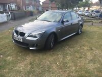 BMW 5 series M Sport hpi clear diesel 09 plate