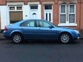 2003 FORD MONDEO ZETEC FOR SALE