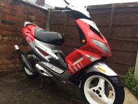 Peugeot speed fighter 2 - 100cc
