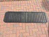 Land Rover defender 110 rear rubber mats