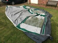 Caravan Awning. NR Awnings. No15. Very Good Condition