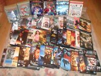 VARIOUS DVD's (159)