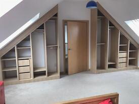 Simplex sliding doors &fitted bedrooms