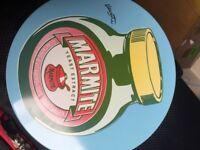 Marmite Tin container