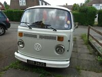 VW T2 Late Bay 1978 Campervan