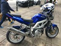 Suzuki Sv650 lovely bike