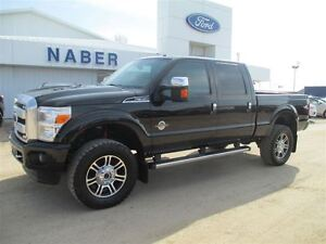 2015 Ford F-350 PLATINUM 4X4