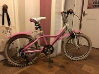 Giant Taffy Girl's bike (pink)