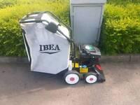 IBEA Turbo 50 Garden Vacum