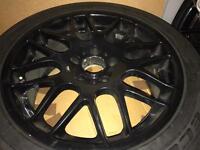 18 BMW Csl Style Alloys and tyres staggered E90 E92 E36 E46 M3