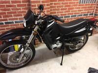 125cc Sukida Crosser