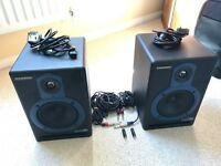 Samson Resolv 65a - Active Studio Monitors - Powerfull and Loud!!!!