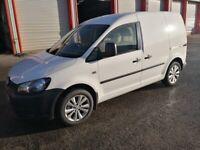 Volkswagen, CADDY, Panel Van, 2012, Manual, 1598 (cc)