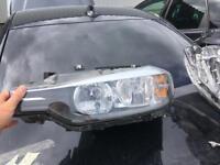 BMW headlights,non led.