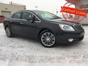 2015 Buick Verano Leather (Colored Touch, Remote Start, Heated S